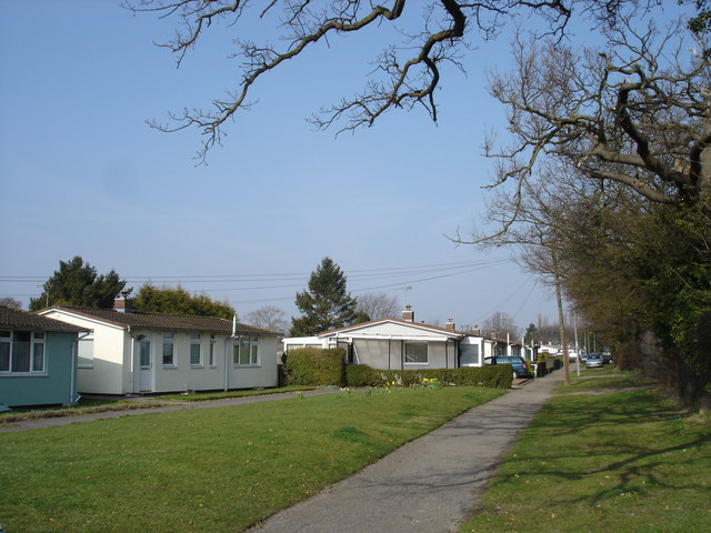 Prefab bungalows on Humber Doucy Lane