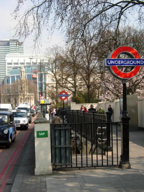 Regent's Park Underground Station
