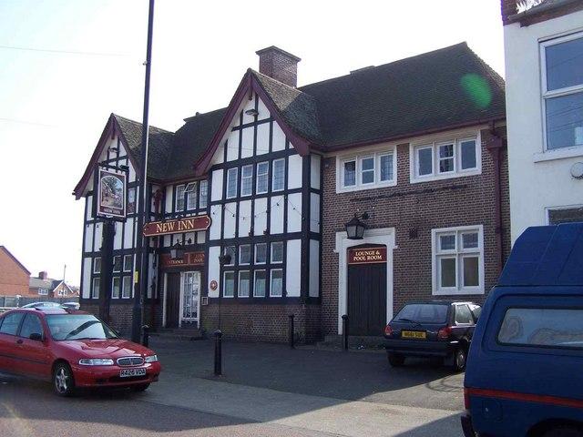 The New Inn, Blakenall Heath