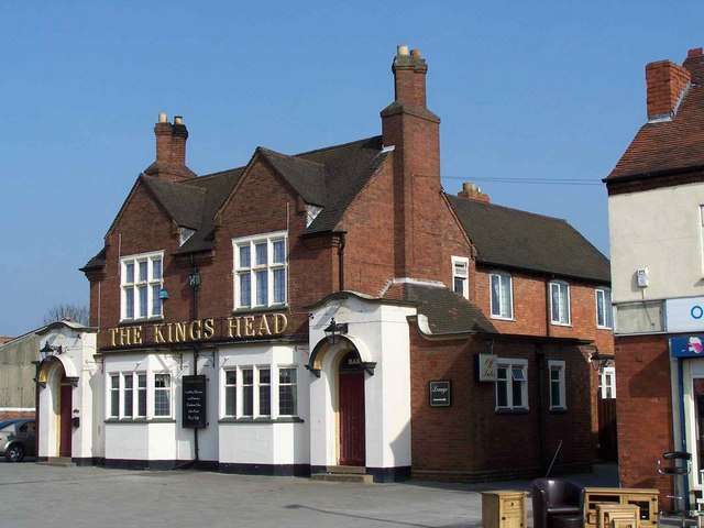 The Kings Head, Blakenall Heath