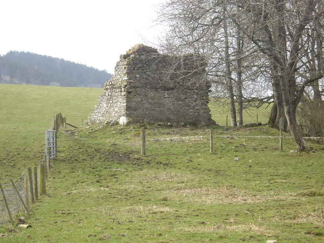 Remains of dovecote