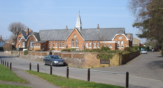The Old School and  School Houses