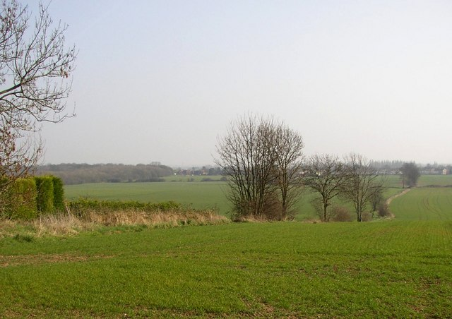 SE towards Skellow Cross