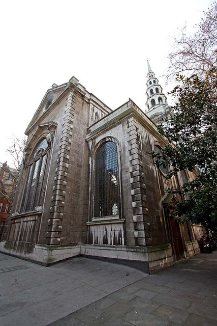 St Bride, Fleet Street, London EC4