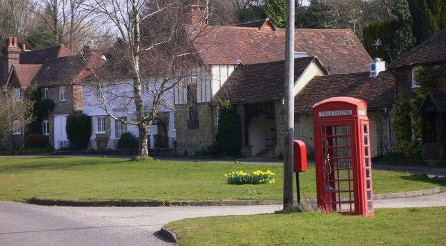 Houses at Kingsley Green