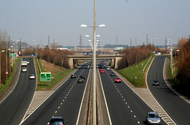 A1 Newcastle Western Bypass
