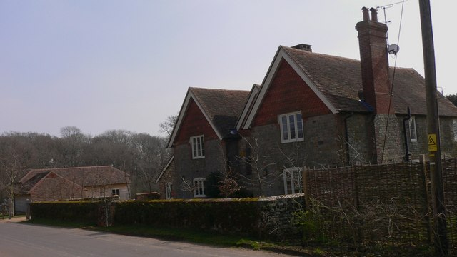 High Hampstead Farmhouse