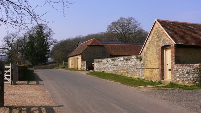 Outbuildings at High Hampstead Farm, Lurgashall