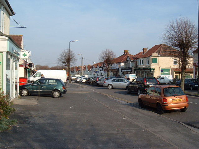 Milton Road Shops