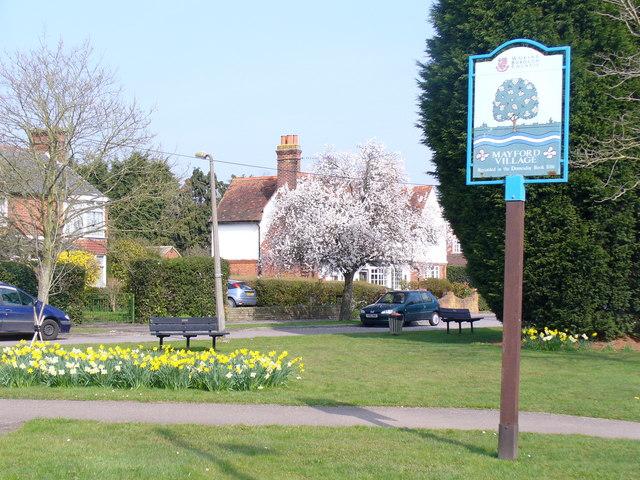 Mayford Village