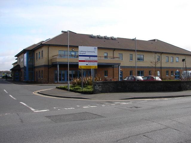 Galloway Community Hospital, Stranraer