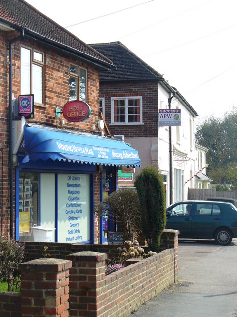 Mayford Post Office