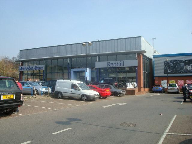 Car Dealer, Brighton Road, Redhill