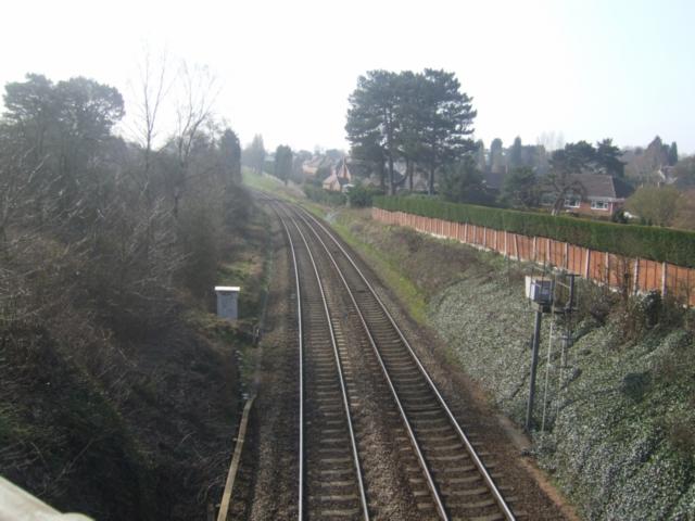 Birmingham to Worcester Line