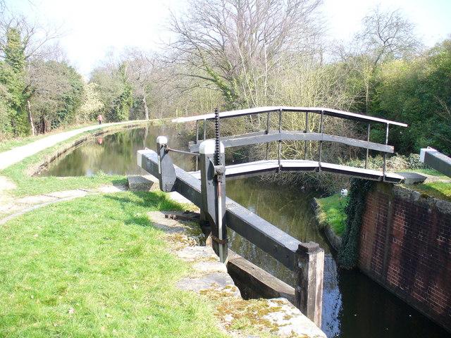 Basingstoke Canal, St John's