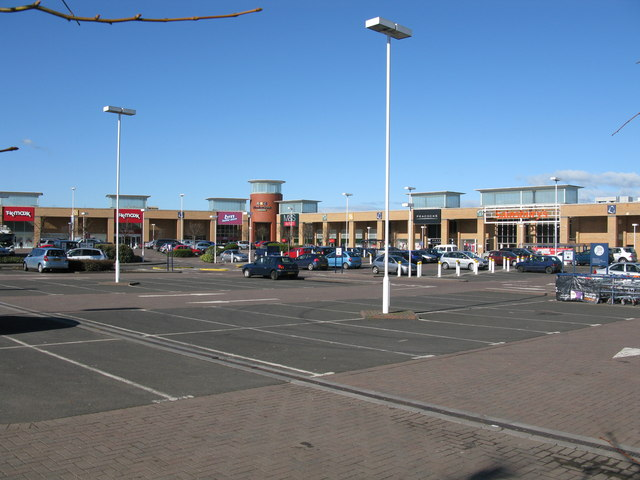 Meadowbank Shopping Park