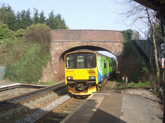 Brake Lane Railway Bridge
