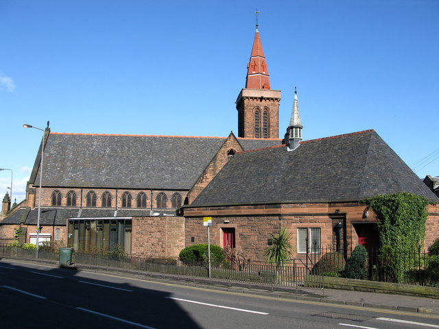 New Restalrig Parish Church