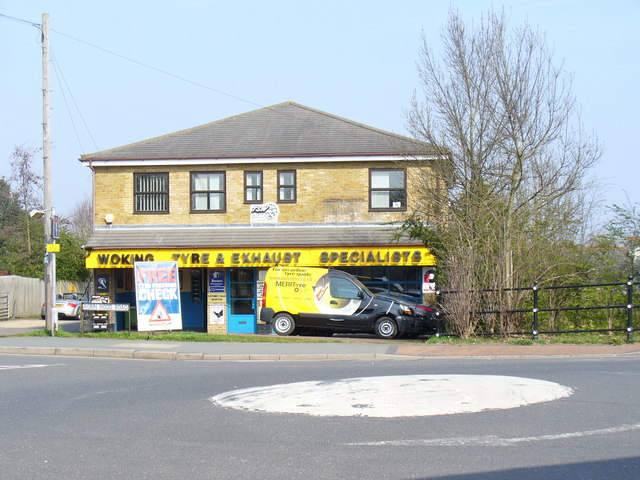 Woking Tyre & Exhaust Specialists
