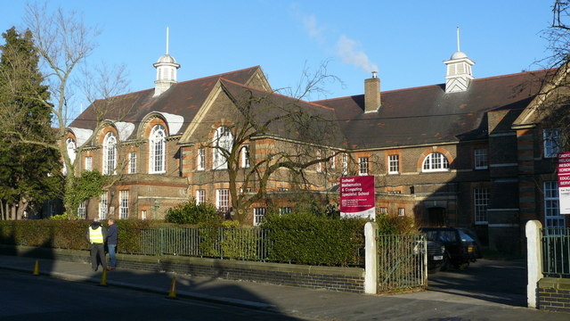Former Selhurst Grammar School for Boys