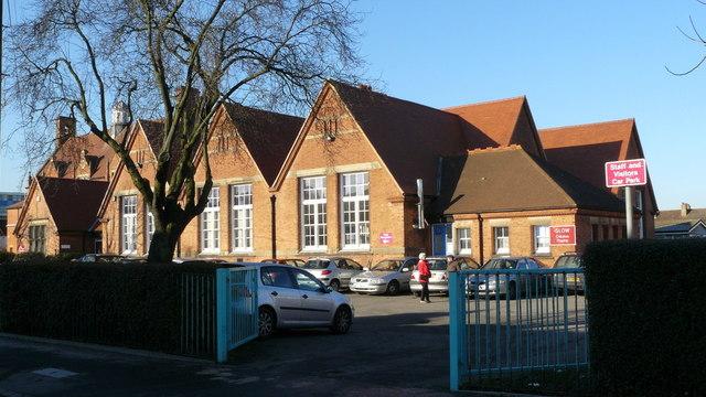 Former Ecclesbourne Infants School