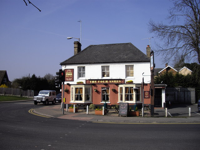 The Four Ashes Public House