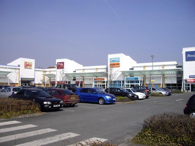 Car Park-Turner Rise Retail Park