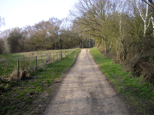 Footpath Hainault Forest Country Park