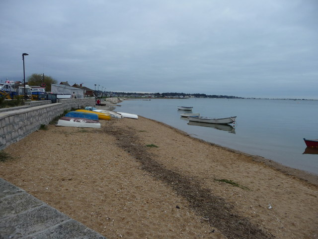 Poole : Poole Coastline