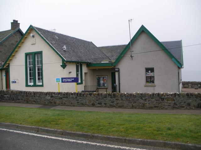 Primary school at Toward