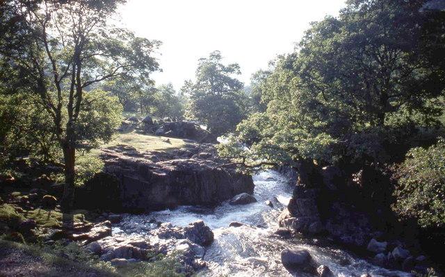 Gallen Force in the Stonethwaite valley