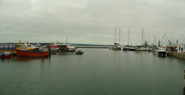 Poole : Poole Harbour