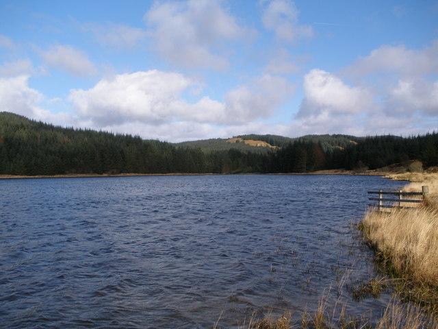Eastern end of Loch Melldalloch
