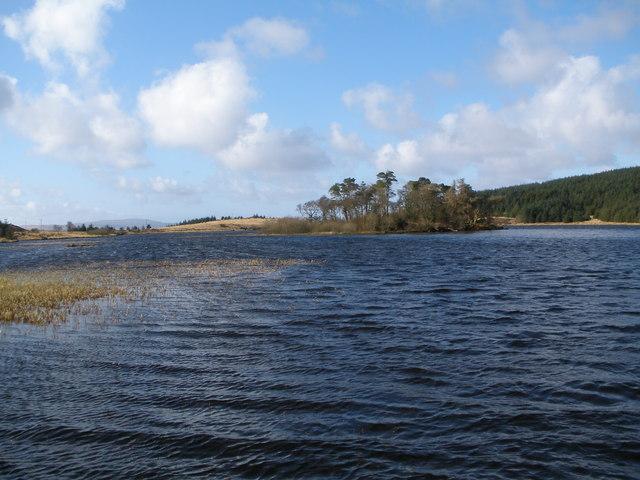 Western end of Loch Melldalloch