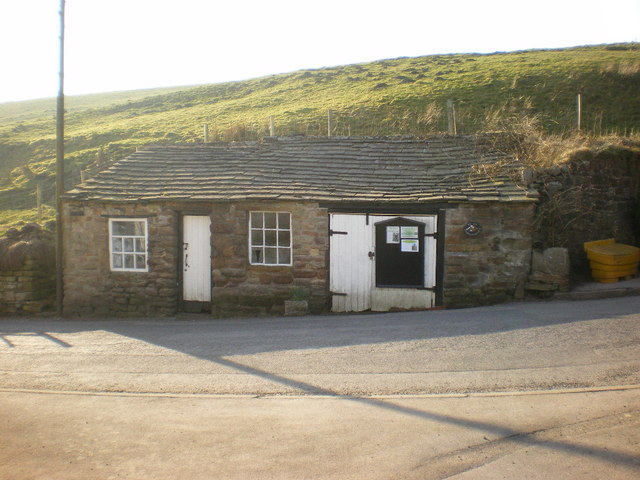 The Old Slaughterhouse, Newchurch in Pendle