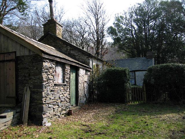 House at Cwm-hafod-march