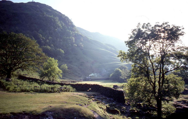 The Stonethwaite valley