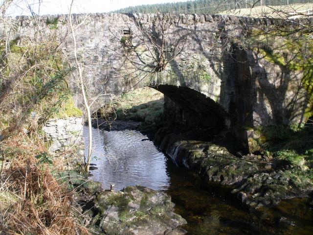 Bridge over the River Auchalick
