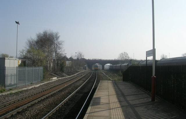 Knottingley Station