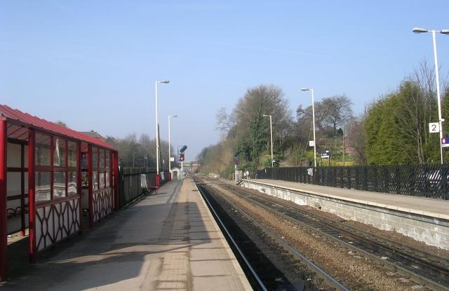 Knottingley Station