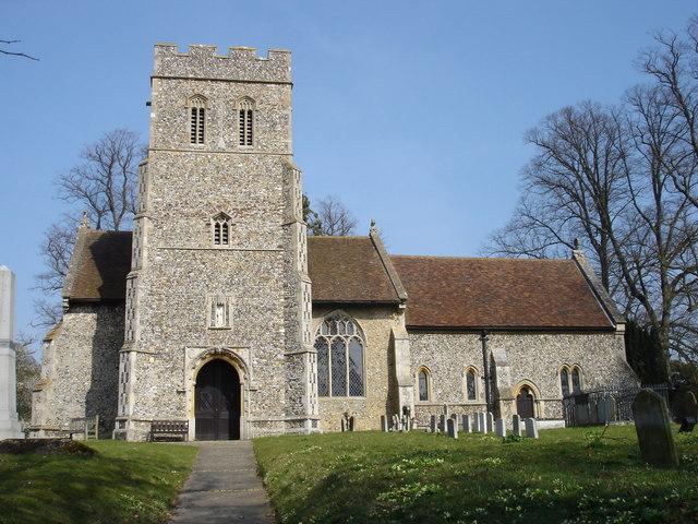 Playford church