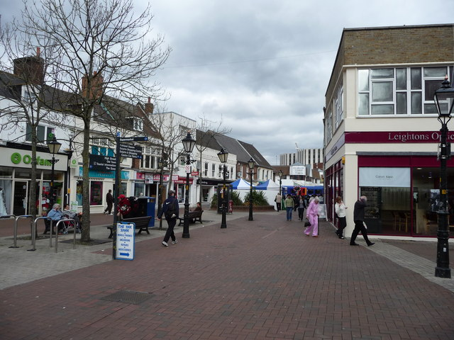 Poole : High Street