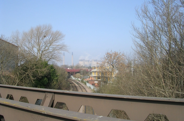 View from Bridge KWS/3 - Spawd Bone Lane