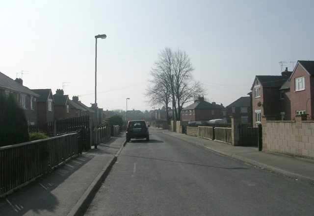 Northfield Road - Spawd Bone Lane