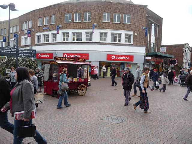 Poole : Poole High Street