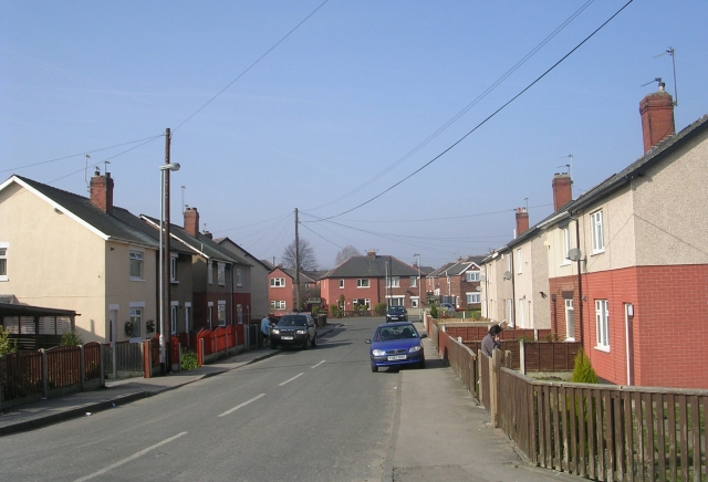 Eastfield Road - England Lane
