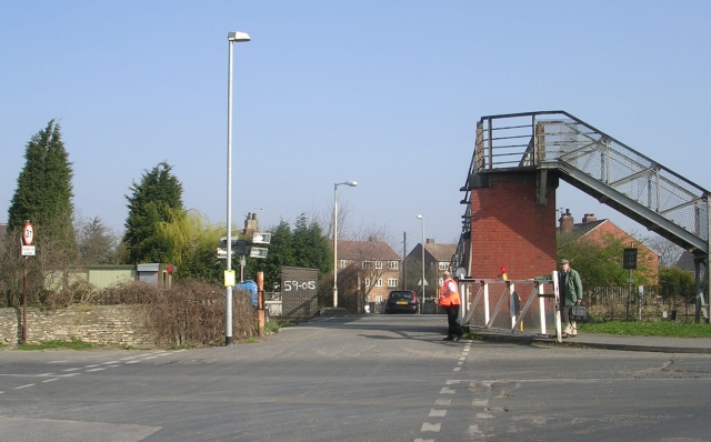 Level Crossing - Spawd Bone Lane