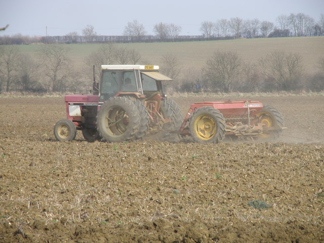 Spring drilling