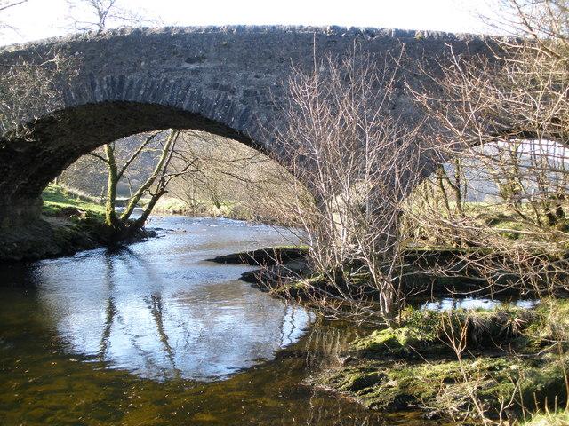 Bridge over the River Ruel