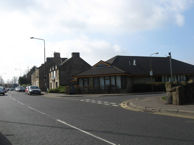 The library at East Calder,West Lothian